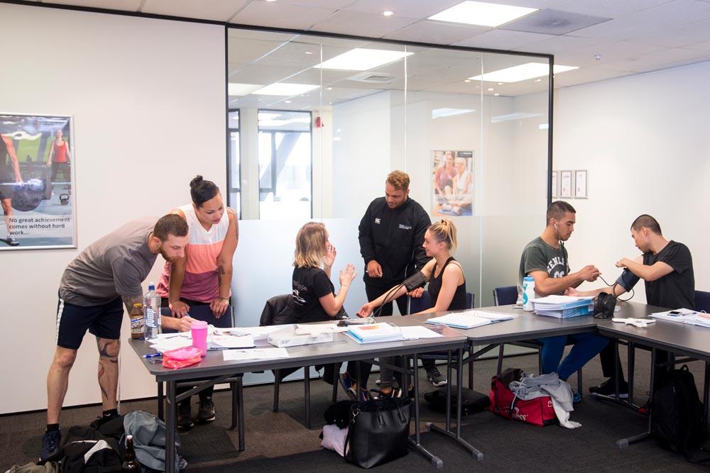 Wellington Personal Training Courses Nzihf